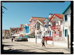 Häuser Costa Nova 2